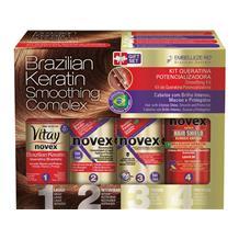 NOVEX Brazilian Keratin zestaw