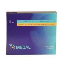 Torebki do sterylizacji 57x100 200szt/op