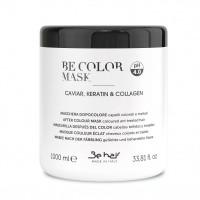 Be Color Maska kawior-keratyna-kolagen 1000ml