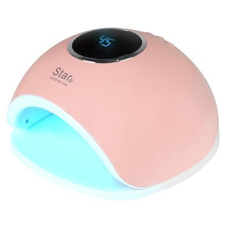 Lampa led star 5 pink rose-6240