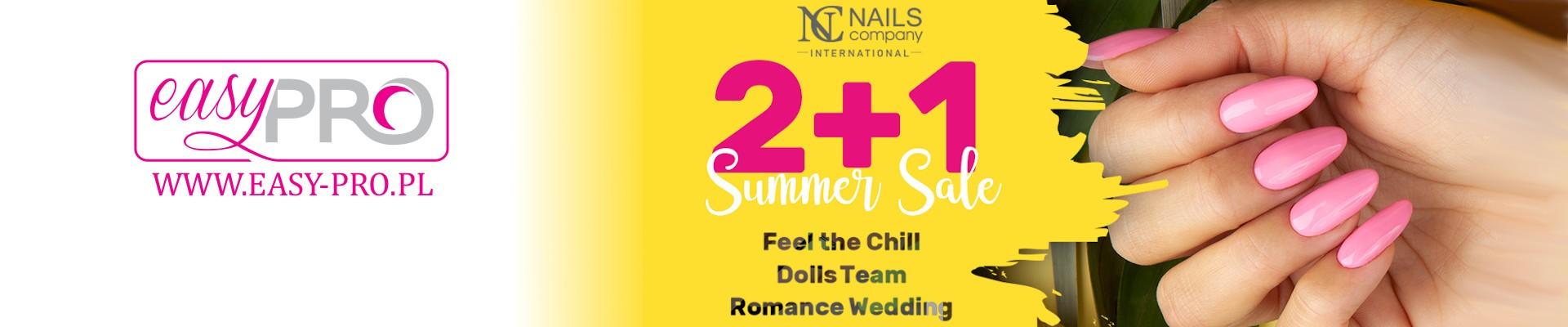 Nails Company promocja 2+1