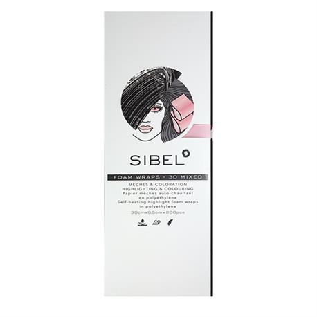 Sibel papierki kolorowe 30cm-6603